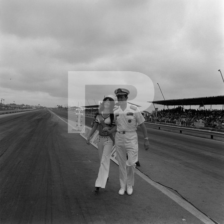 1972 American Hot Rod Association - 1st Annual Professional Racers Association  - Tulsa Raceway Park, Oklahoma