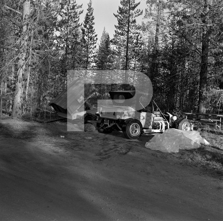 1972 National Street Rod Association 3rd Annual Yellowstone Rod Run