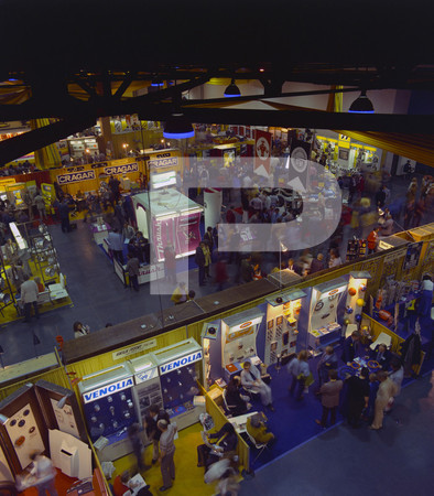 1972 SEMA - Specialty Equipment Manufacturers Association Display Meeting - Anaheim Convention Center