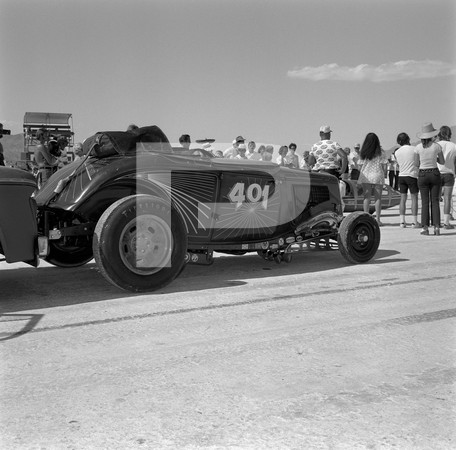 1972 Southern California Timing Association 22nd Annual National Speed Trials - Bonneville