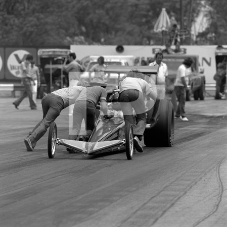 1974 NHRA 3rd Annual Springnationals - National Trail Raceway Hebron Ohio