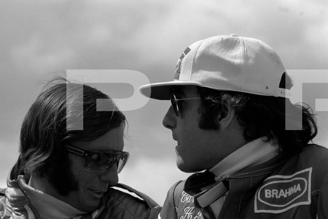1974 Federation Internationale de lAutomobile Circuit de la Sarthe LeMans France - Federation Internationale de lAutomobile Formula 1 Swedish Grand Prix