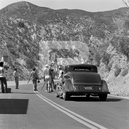 1974 ABC TV Movie of the Week - The California Kid - Martin Sheen - 1934 Ford Coupe - Text by Gray Baskerville