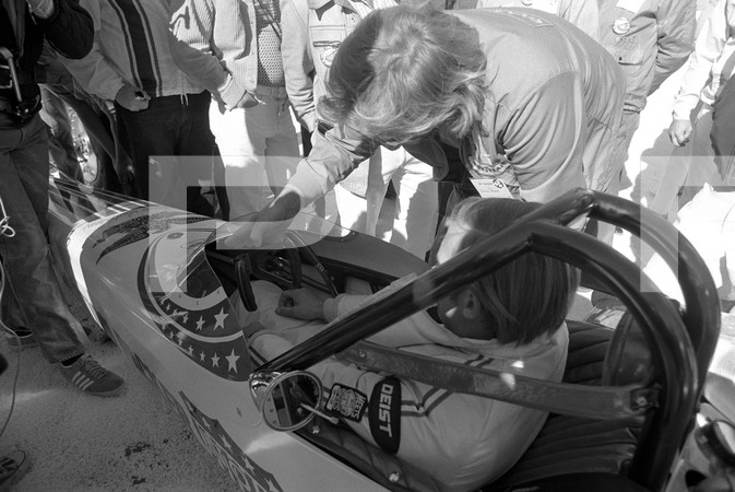 1972 Southern California Timing Association 22nd National Speed Trials - Bonneville