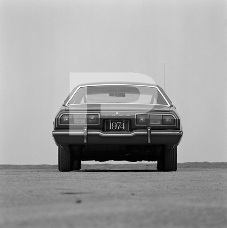 1973 Ford Mustang II Ghia Notchback Coupe and Mach 1 Road Test