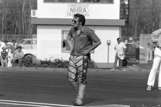 1972 NHRA Summernationals - Englishtown New Jersey
