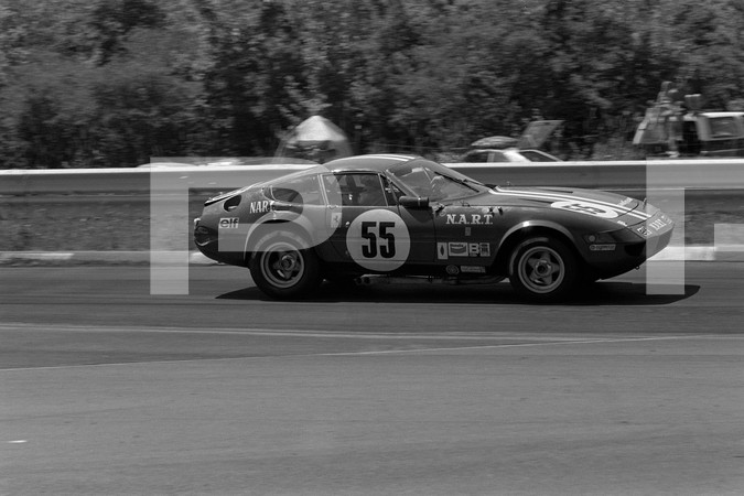 1974 World Sports Car Championship Sports Car Club of America Trans-Am - Watkins Glen Raceway