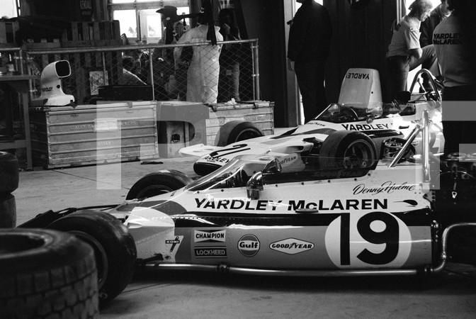 1972 FIA Formula 1 - 15th Annual United States Grand Prix - Watkins Glen Raceway New York