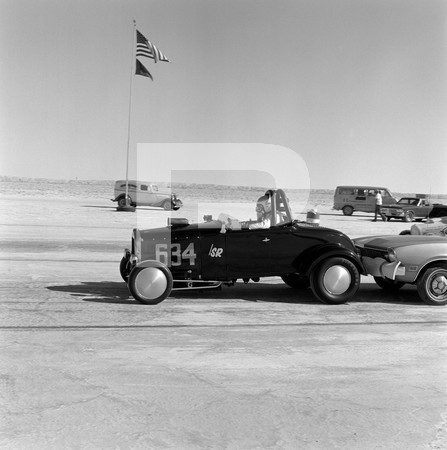 1974 Southern California Timing Association 26th Annual Bonneville Speed Record Trials - Wendover Utah