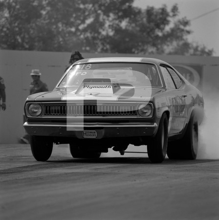 1972 American Hot Rod Association And Professional Racers Association 1st Annual National Challenge - Tulsa