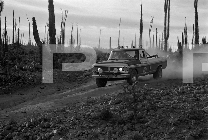 1972 National Off Road Racing Association 6th Annual Baja 1000 (850mi) Off Road Race - Ensenada To La Paz Mexico