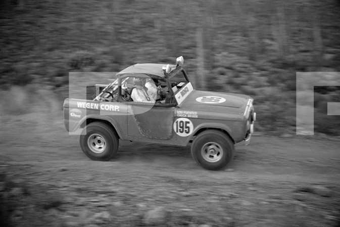 1972 National Off Road Racing Association 6th Annual Baja 1000 (850mi) Off Road Race - Ensenada To La Paz Mexico