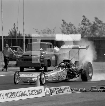 1972 Professional Dragsters Association Meet - Orange County Intenational Raceway