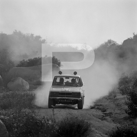 1973 SCORE 5th Annual Baja 500 Off Road Race