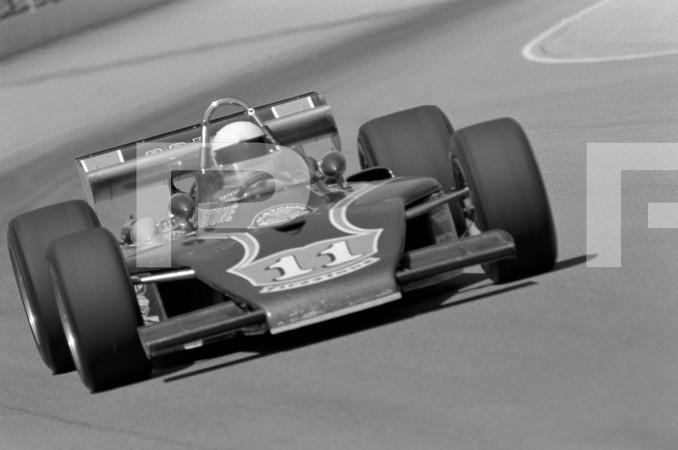 1974 USAC Indy Car 58th Annual 500 Mile Internaitonal Sweepstakes Indianapolis 500 - No Magazine Attribution