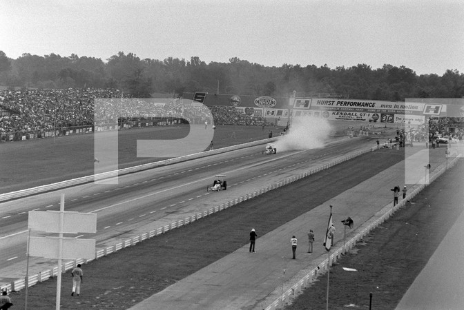 1972 NHRA 21st Annual US Nationals - Indianapolis Raceway Park Clermont Indiana