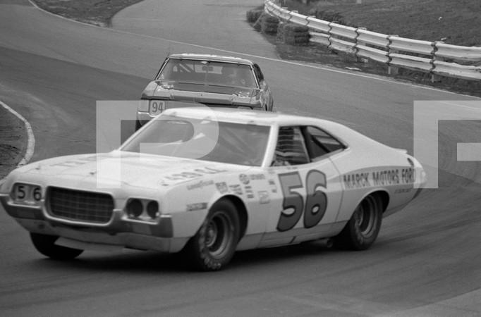 1974 NASCAR Winston Cup Winston West Permatex 200 And Winston 500 - Riverside International Raceway