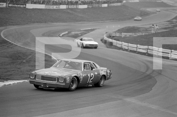 1974 NASCAR Winston Cup Winston West Permatex 200 And Winston 500 - Riverside International Raceway