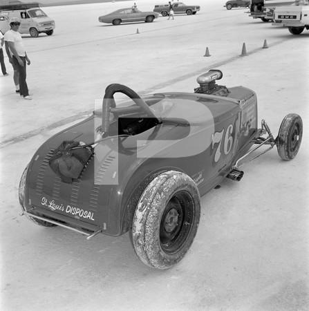 1973 25th Annual Land Speed Trials - Bonneville Wendover Utah
