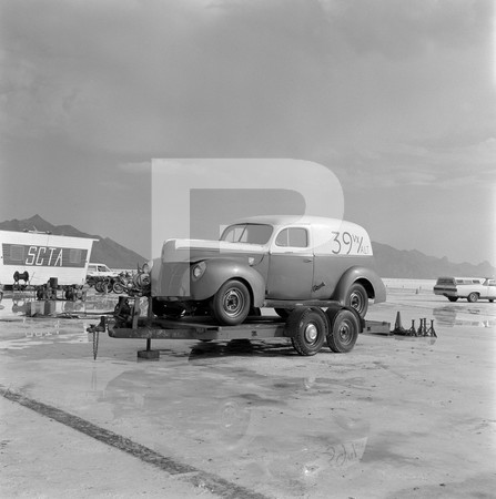 1973 25th Annual Land Speed Trials - Bonneville Wendover Utah