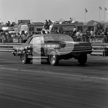 1974 NHRA Winston 5th Annual Supernationals/World Finals - Ontario Motor Speedway