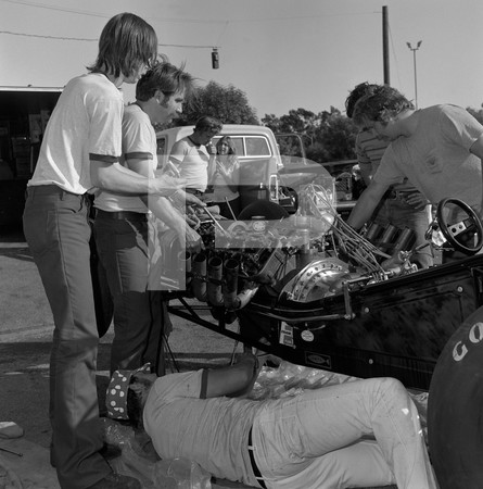 1974 Fuel Altered Class - Orange County International Raceway