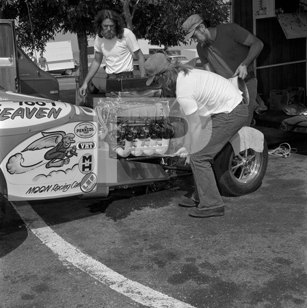 1974 Fuel Altered Class - Orange County International Raceway