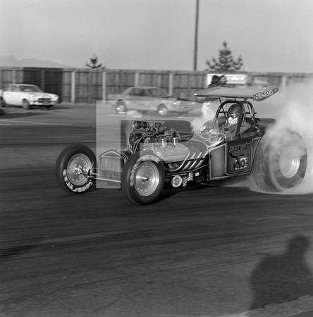 1974 1st Annual Altered Class Racing Meet - Orange County International Raceway