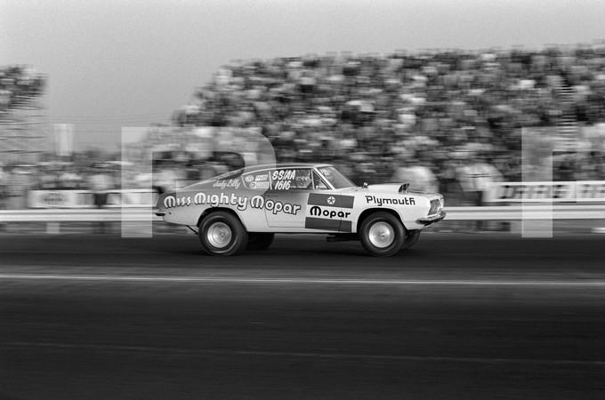 1972 NHRA 13th Annual Winternationals - Los Angeles County Raceway Pomona