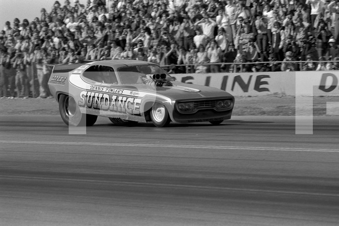1974 AHRA Grand American Series Winter Nationals - Beeline Dragway Scottsdale Arizona