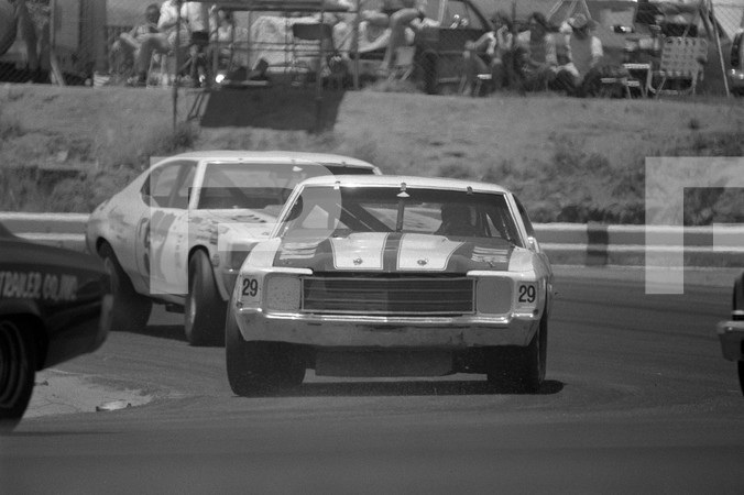 1974 NASCAR Winston Cup Winston West Tuborg 400 - Riverside International Raceway