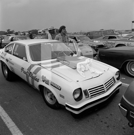 1974 NHRA Le Grandnational-Molson Modified Stock Cars - Sanair Super Speedway St. Pie Quebec Canada
