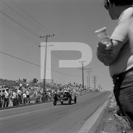 1974 Model T Clubs Hill Climb - Signal Hill Versus The Model Ts - Signal Hill California