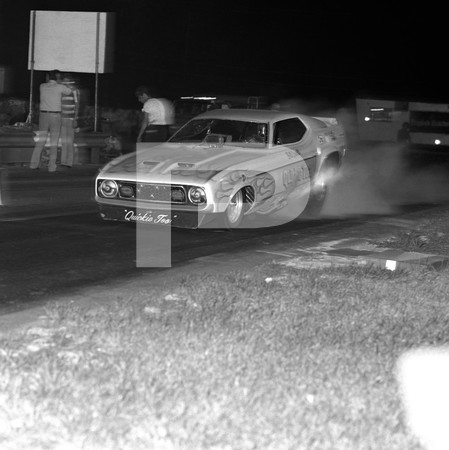 1974 Professional Racers Organization National Challenge - New York National Speedway Center Moriches