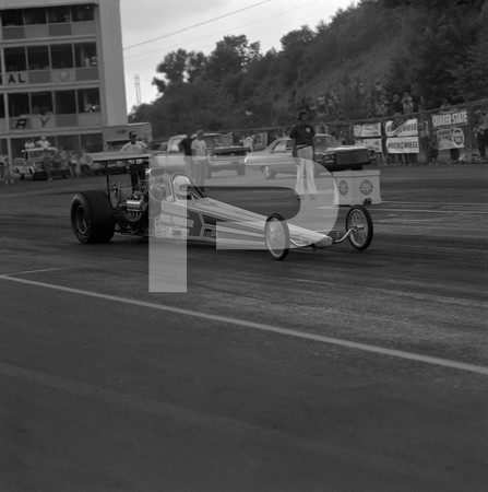 1974 IHRA Spring Nationals - Bristol International Raceway Tennessee