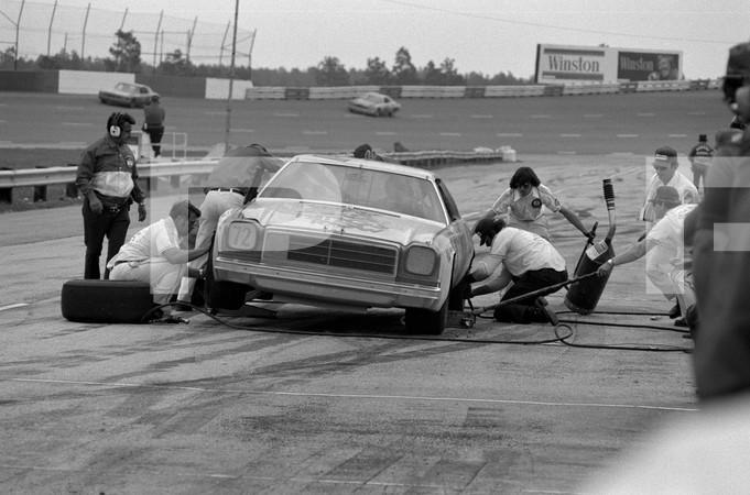 1974 NASCAR American 500 Rockingham North Carolina