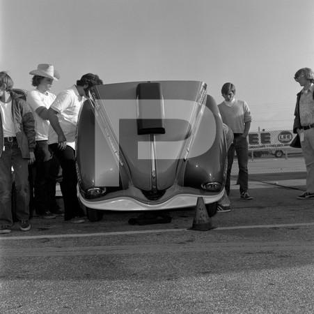 1974 NHRA 14th Annual Winternationals - Los Angeles County Raceway Pomona