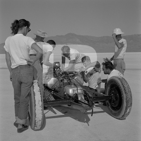 1954 6th Annual Bonneville National Speed Trials