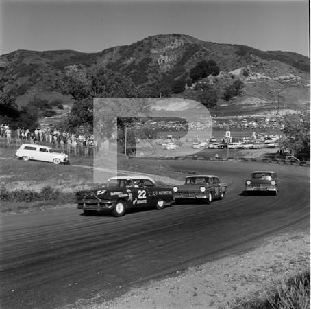 Paramount Ranch Stock Car Road Race