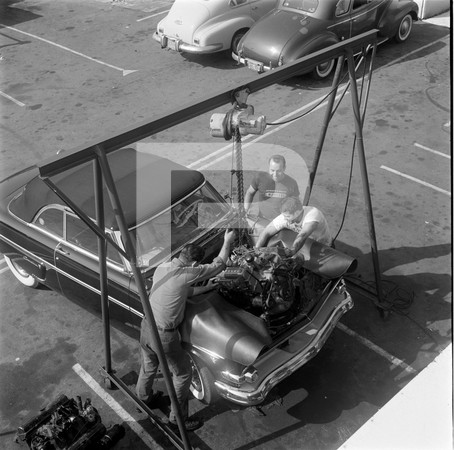 Mercury in a Ford