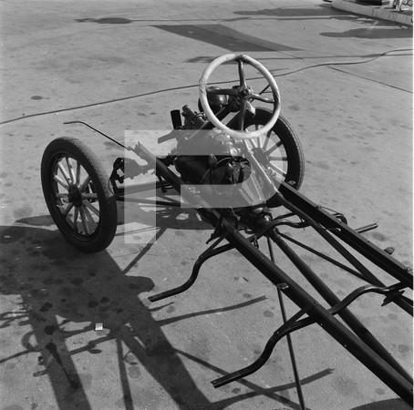 Ford Model T Frame