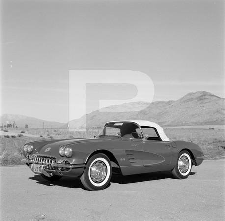 1959 Oldsmobile, Corvette, Porsche, El Camino, Pontiac