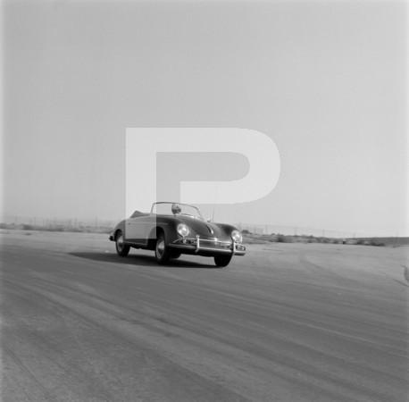 1959 Dodge Coronet - Porsche 1600 Speedster - Chuck Nerpel