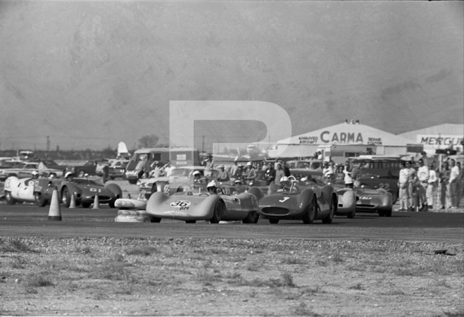 Tucson Sport Car Races - SCCA