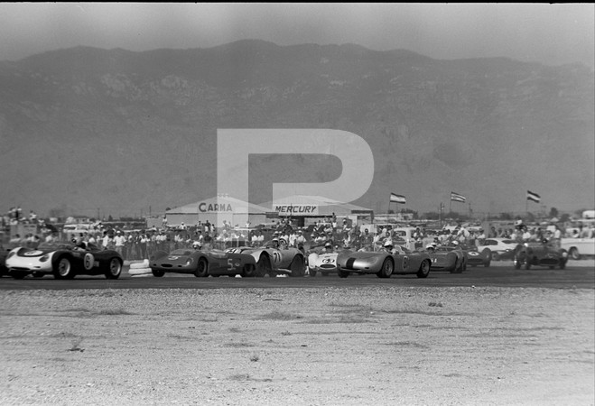 Tucson Sports Car Races